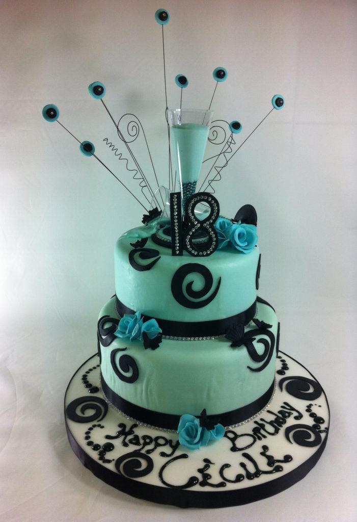 Torte Di Compleanno Pasticceria Max